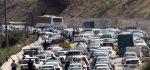 علت زمین گیر شدن خودروهای جاده هراز چه بود