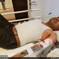 واژگونی اتوبوس تهران -مشهد با ۲۸ کشته و زخمی +عکس
