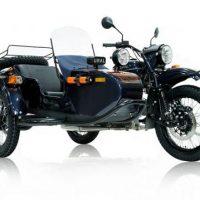 موتورسیکلت سه چرخ اورال بایکال ۲۰۱۷ + عکس و مشخصات