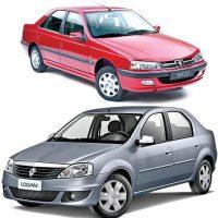 در رده قیمتی ۲۵ تا ۵۰ میلیون چه خودروهایی میتوان خرید؟