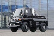 قیمت و مشخصات کامیون مرسدس بنز Unimog ( یونیماگ )+عکس
