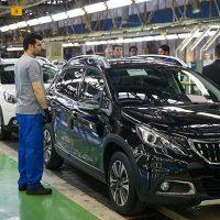 تولید خودرو در ایران کاهش یافت ؟